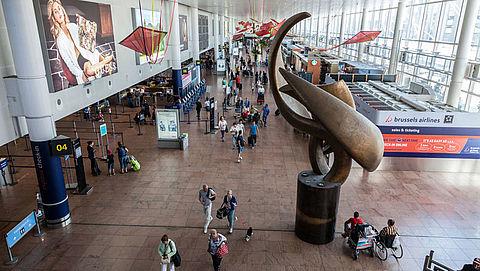 Reizigers krijgen garantie op vliegveld Brussel