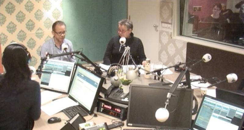 Radio-uitzending 04-02-2017