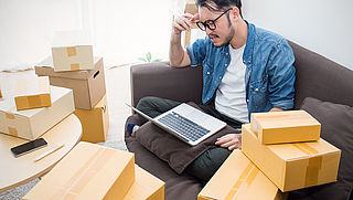 Pakketje uit China valt tegen? 85% neemt niet de moeite om te retourneren