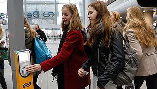 Studenten kunnen door systeemfout niet gratis reizen