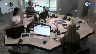 Radio-uitzending 22-09-2018