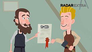 Radar Extra: Het beroepsonderwijs. Animatie: de geschiedenis van het beroepsonderwijs