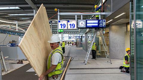 Tweehonderd treinstations NS krijgen upgrade}