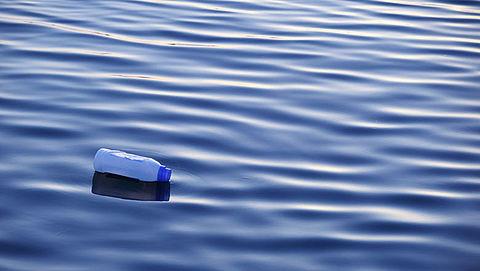 Steeds meer plastic in ons drinkwater}