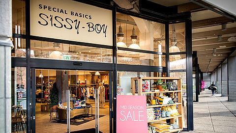 Faillissement voor kledingwinkel Sissy-Boy