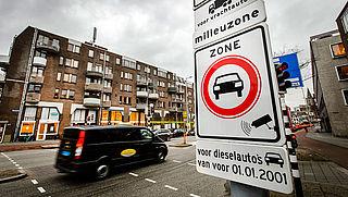 'Nieuwe auto's mogen in 2030 geen CO2 meer uitstoten'