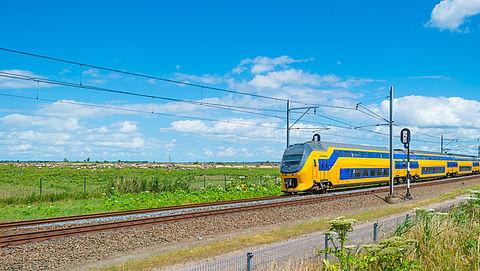Langere treinen op hogesnelheidslijn NS}