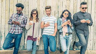 8 op de 10 jongeren beveiligt smartphone slecht