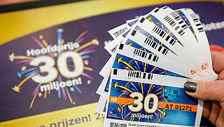 Loterijverlies: 'Compensatie Staatsloterij is een belediging'