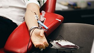 Hoe word je bloeddonor?