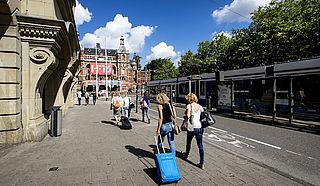 Recordaantal boetes woonfraude opgelegd in Amsterdam