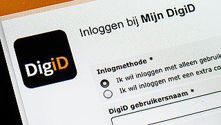 DigiD kost pensioenfondsen jaarlijks twee miljoen euro