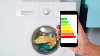 Een vijfde van huishoudelijke apparaten heeft fout energielabel