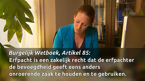 Erfpachtplannen op de schop in Amsterdam