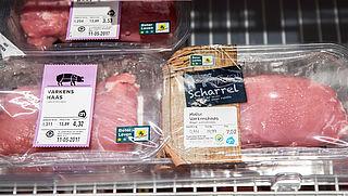 Koper varkensvlees bereid te betalen voor informatie over dierenwelzijn
