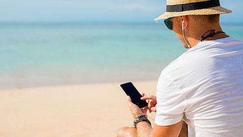 Datagebruik fors gestegen door afschaffing roamingkosten