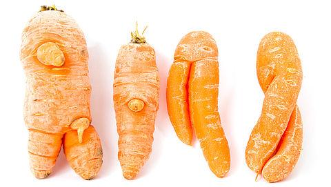 Afwijkende groenten en fruit in supermarkt - reactie CBL en supermarkten