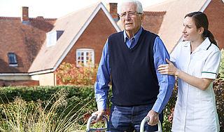 Landelijk onderzoek naar problemen thuiswonende ouderen