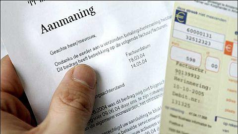 Aantal Nederlanders in schuldhulpverlening 'nauwelijks gedaald'