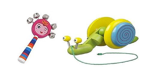 Speelgoedslak en bellenstok teruggeroepen om verstikkingsgevaar}
