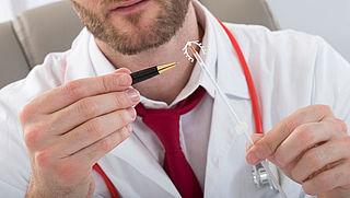 Hormoonspiraaltje kan hoge hartslag veroorzaken