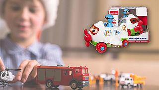 Kruidvat roept speelgoedvliegtuig terug vanwege stikgevaar