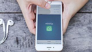 Stappenplan: de nieuwe beveiligingsfunctie WhatsApp inschakelen