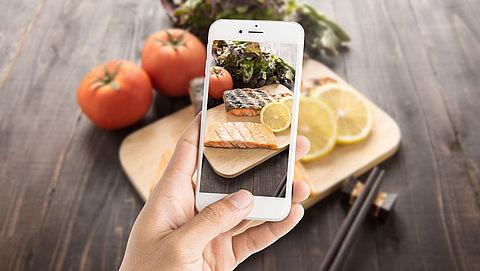 Hoe creëren fotografen verleidelijke plaatjes van eten?}