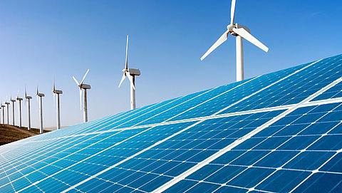Zonne-energie steeds belangrijker bij opwekking groene stroom