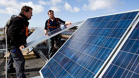 Stroomnet kan sterke toename zonnepanelen niet aan