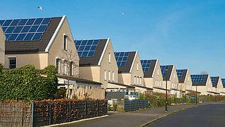 Gemeenten met meerderheid aan duurzame woningen zeldzaam