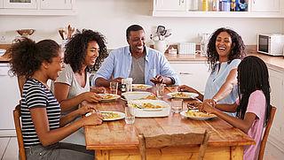 Eet jij met meer of minder aandacht dan de gemiddelde Nederlander?