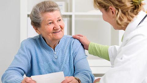 'Senioren moeten vaker meedoen aan onderzoek naar kanker'