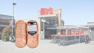 Pas op: Grillworst met kaas van Dirk bevat mogelijk metaaldeeltjes