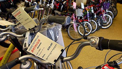 Steeds meer fysieke fietsenwinkels in Nederland