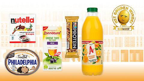 Dit zijn de nominaties voor het meest misleidende product in de supermarkt