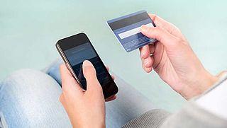 Nederlanders kopen steeds vaker met mobieltje