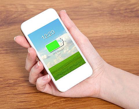 Feiten & fabels over het opladen van je smartphone