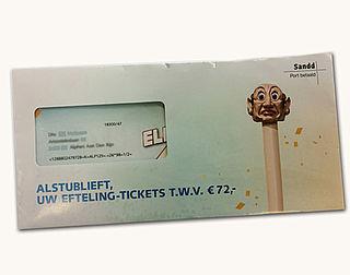 Eftelingkaartjes-actie van loterij 'misleidend'