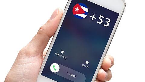 Pas op voor +53-telefoontjes!}