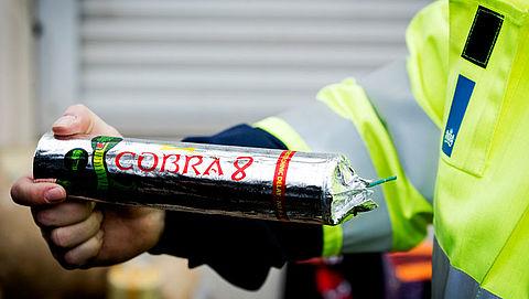 'Illegaal vuurwerk opsporen wordt steeds intensiever'}