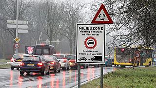 Nederlanders in Antwerpse milieuzone straks beboet