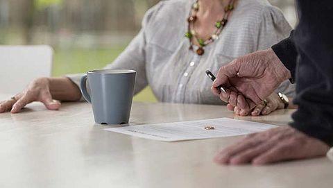 Dreiging pensioenkorting blijft aanhouden