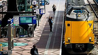 NS verhoogt prioriteit airco's in treinen