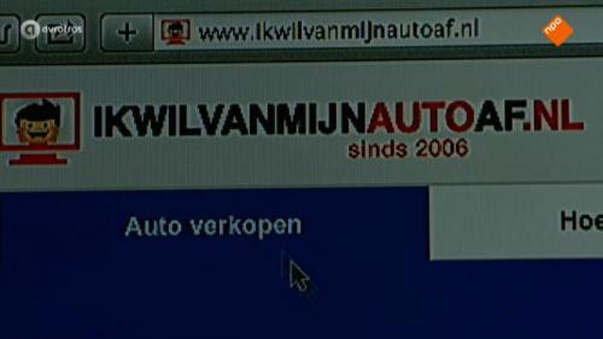 Online Je Auto Verkopen Radar Het Consumentenprogramma Van Avrotros