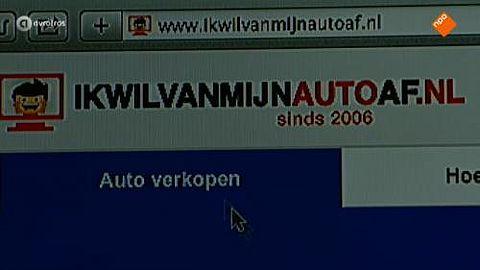 Online je auto verkopen