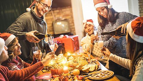 Vleeseters én vegetariërs aan het kerstdiner? Zo hou je het gezellig