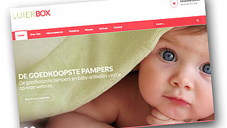 Tientallen aangiften over pamperbox.be en luierbox.be