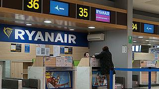 Ryanair-reizigers gedupeerd door geannuleerde vluchten