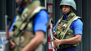 'Reis alleen naar Sri Lanka als dat noodzakelijk is'